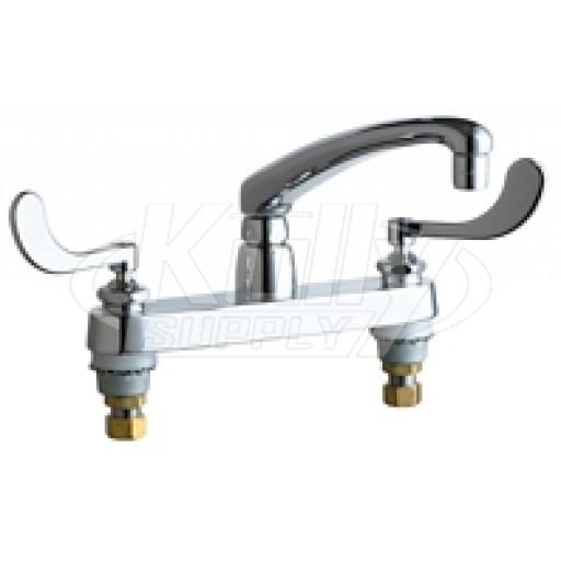 Chicago 1100-317CP Kitchen Faucet