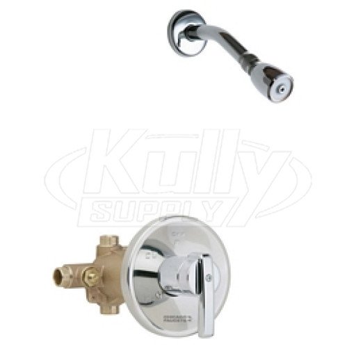 Chicago 1902 Cp Shower Valve Kullysupply Com