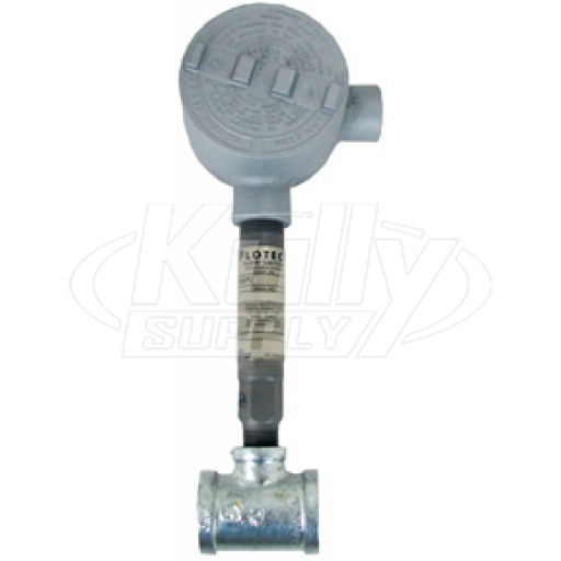 Speakman Flw Dpdt Double Pole Amp Throw Flow Switch 120v