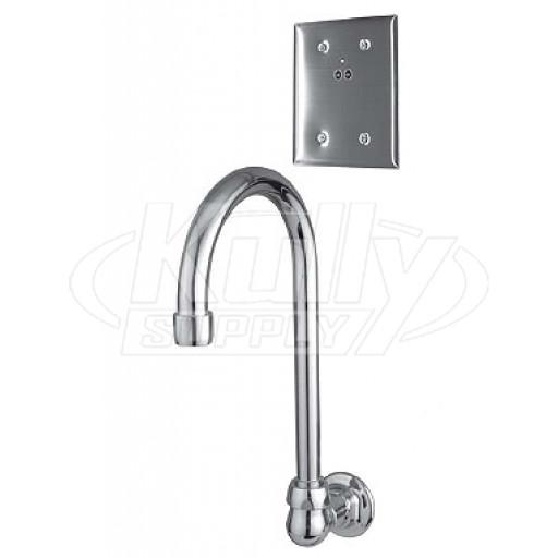 Zurn Aquasense Z6903 75 Sensor Faucet Kullysupply Com