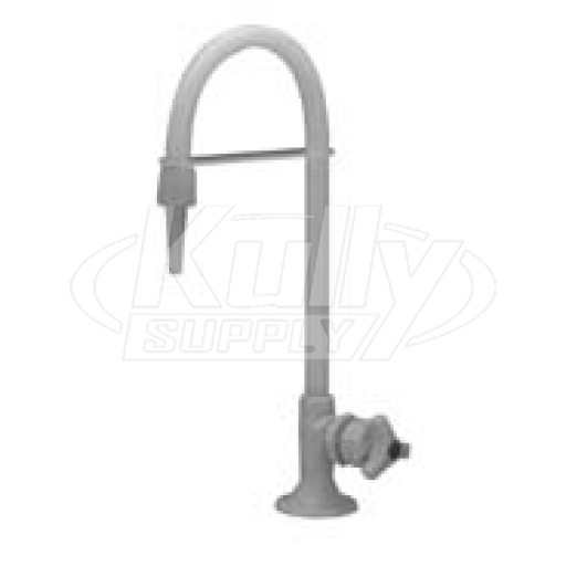 Zurn Z82900 Polypropylene Single Lab Faucet For Distilled