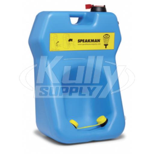Speakman Se 4300 Grafityflo Portable Eyewash Kullysupply Com