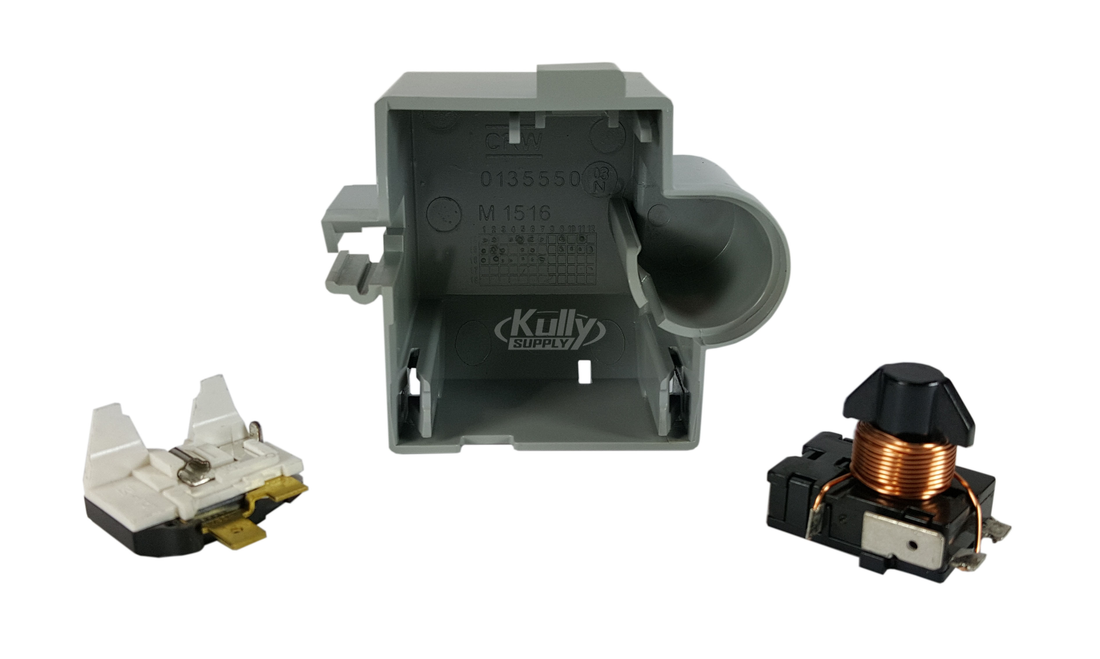 Relay ELKAY 98749C Compressor Electrical Components includes Overload