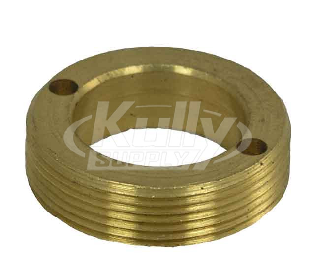 What Kind Of Nut Has A Hole >> Elkay 10031c Retaining Nut