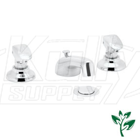Speakman S 4151 Chrome Plated All Brass Metering Faucet