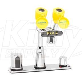 Speakman Sef 1824 Ac Powered Faucet Mounted Eyewash