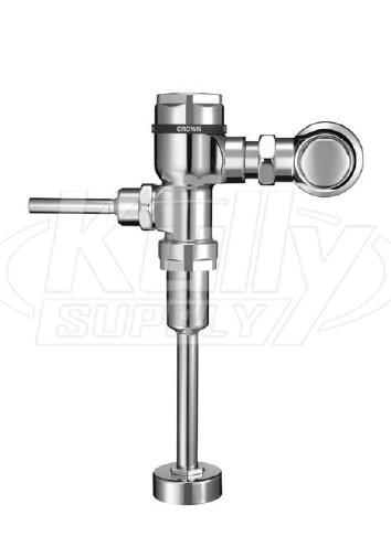 Sloan Crown 186-0.5 Low Consumption Flushometer