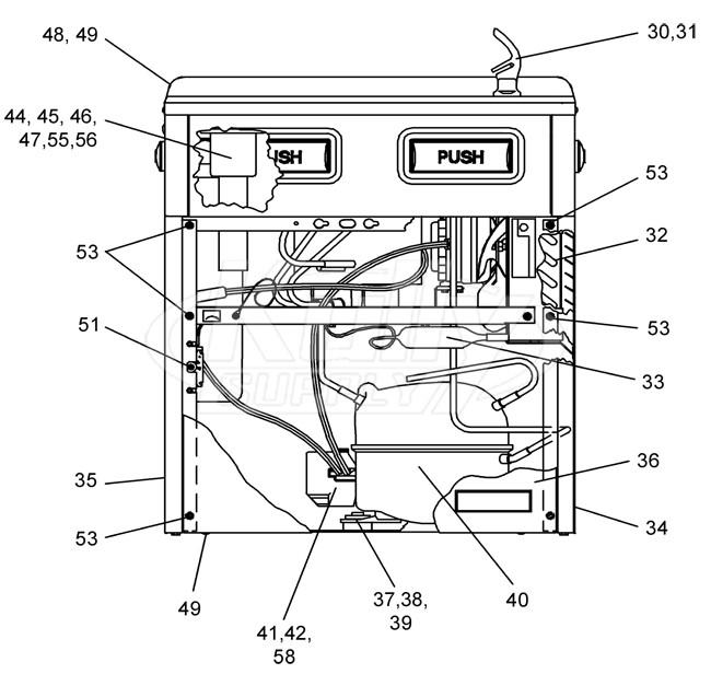 halsey taylor hacfswf e breakdown kullysupply com rh kullysupply com Basic Furnace Wiring Diagram Tomberlin Emerge Wiring-Diagram