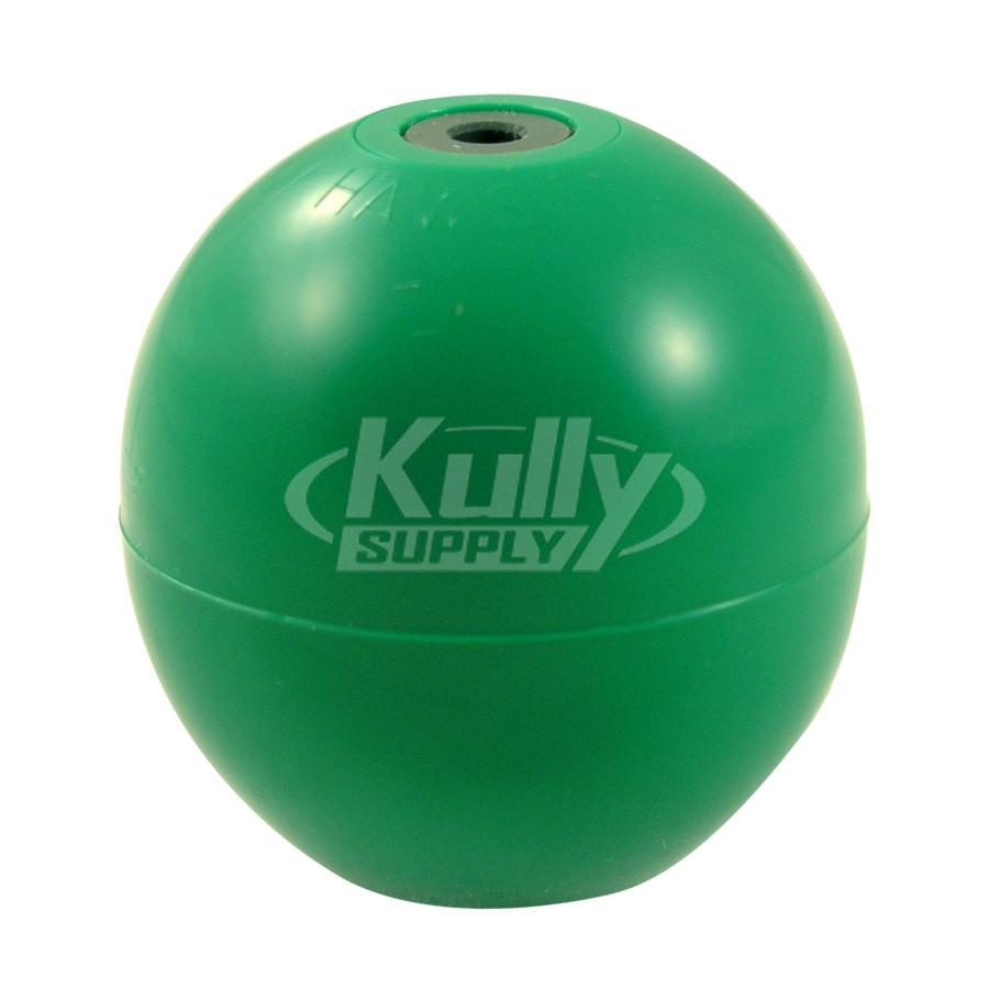 Haws Sp12 Plastic Eyewash Sprayhead Green Kullysupply Com