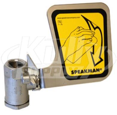Speakman Se 910 Ssbv Stainless Steel Eyewash Handle
