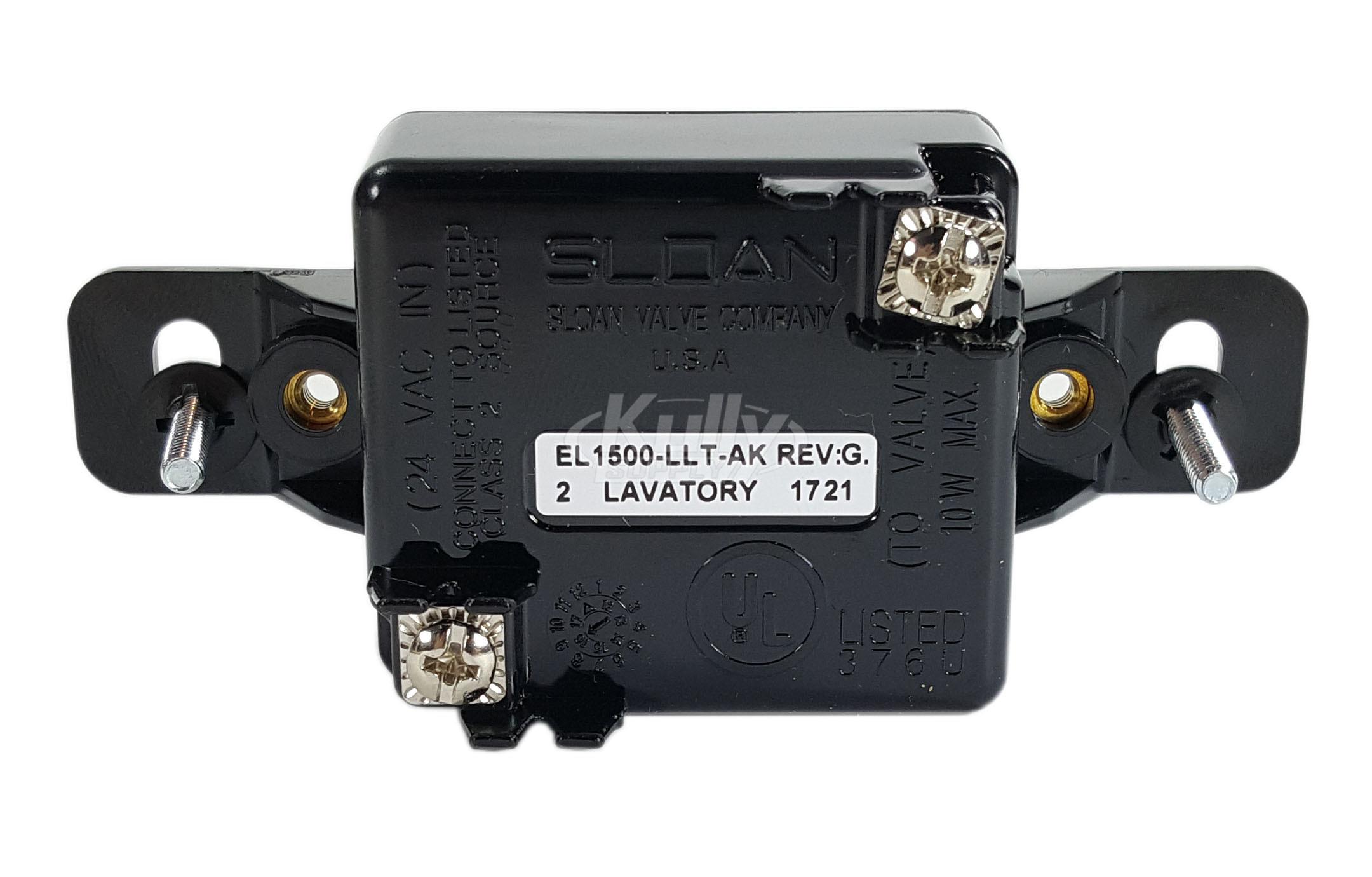 Sloan EL-1500-LLT-AK Sensor - Lav. (Willoughby 701336) | KullySupply.com