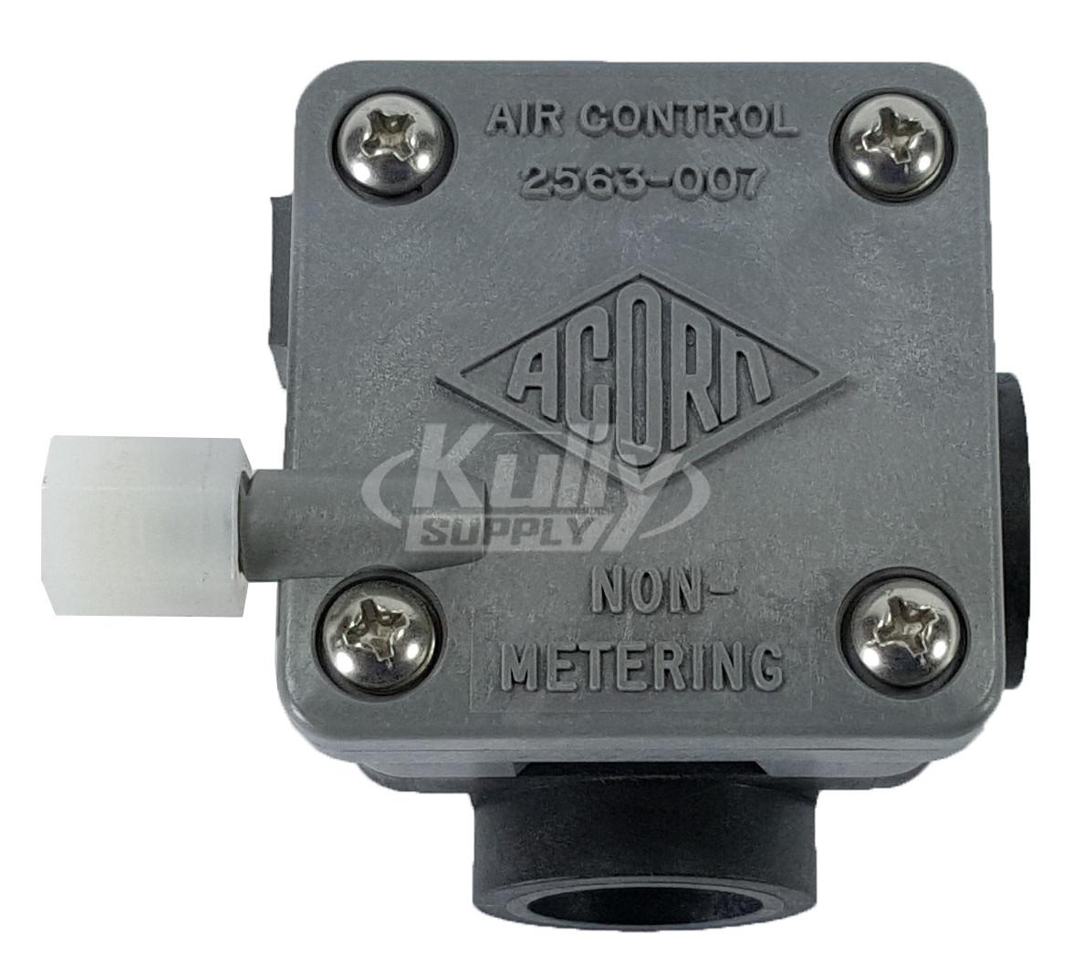 Acorn 2570 101 001 Non Metering Right Hand Air Control