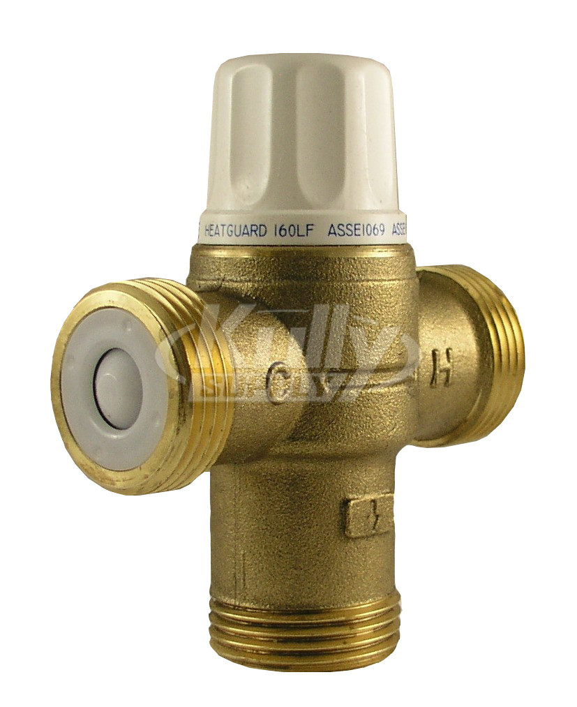 Thermostatic Mixing Valve: Intersan HC160 Thermostatic Mixing Valve