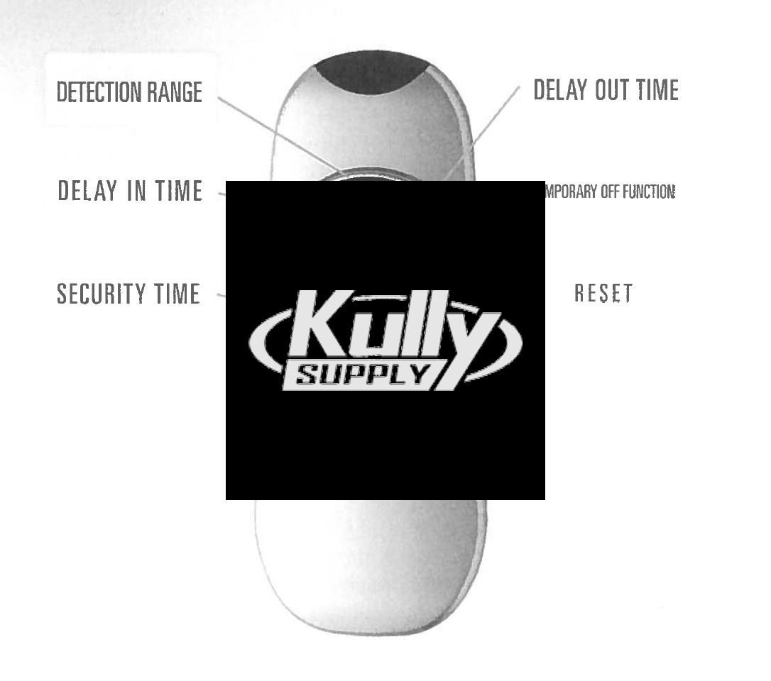 Zurn P6918-RC Remote Control | KullySupply.com
