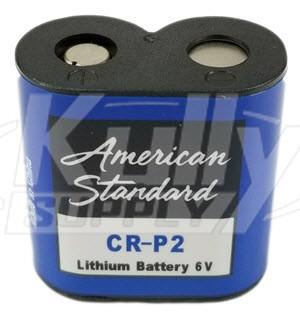 American Standard A923654 0070a 6v Lithium Battery Cr P2