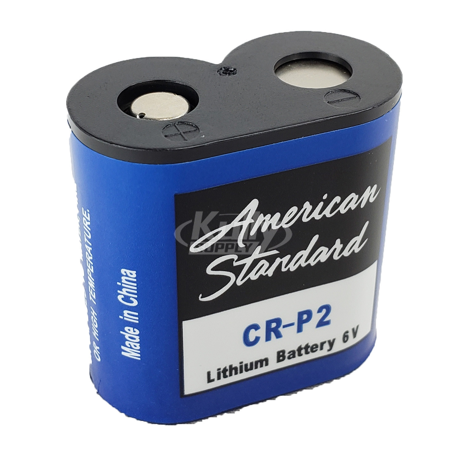 American Standard A923654 0070a 6v Lithium Battery Cr P2