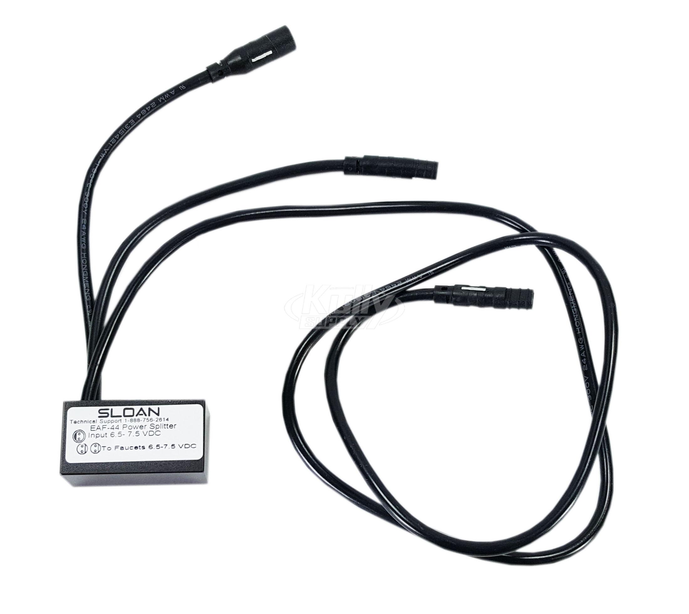 Sloan Eaf 44 Power Splitter Kullysupply Com