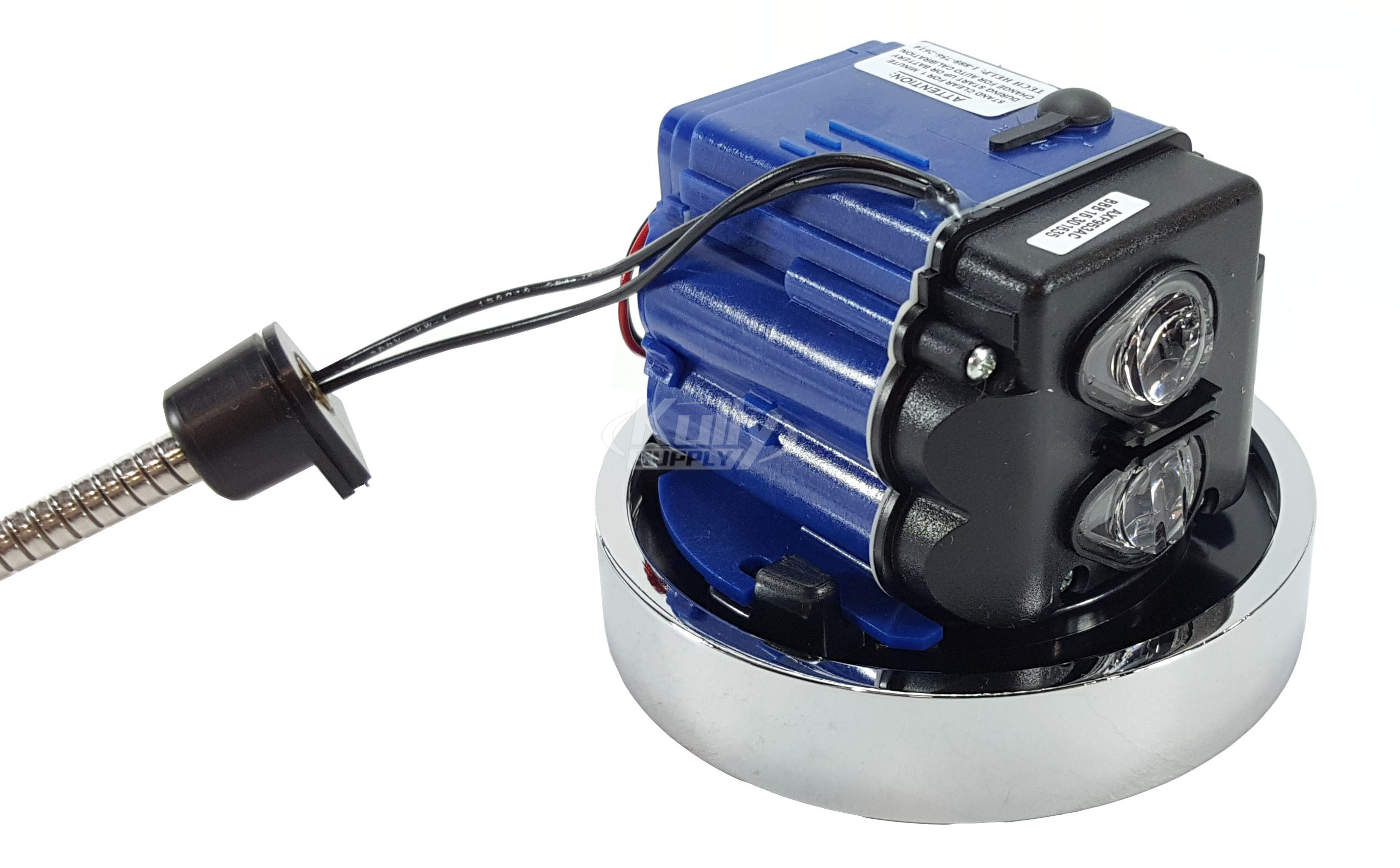 Sloan Ebv 332 A Ecos Hardwire Head Assembly Kullysupply Com