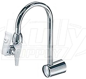 Chicago 839 Cp Wall Mounted Pure Water Faucet