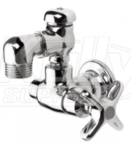 Speakman Sc 5911 Is Chrome Plated Hose Bibb And Mop