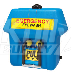 Speakman Se 4000 Gravity Fed Portable Eyewash 21 Gallon