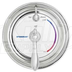 Speakman Sm 3400 Anti Scald Balanced Pressure Volume
