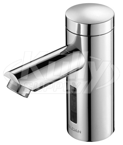 Sloan I Q Lino Eaf 250 Sensor Faucet Kullysupply Com