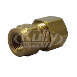 Sloan ETF-547 Compression Fitting Connector