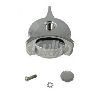 Symmons T-31 Control Handle  with Screw and Plug Button