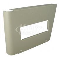 Elkay 22939C Left Panel Grey Beige w/ Handle Hole
