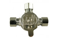 Sloan MIX-60-A Below Deck Mechanical Mixing Valve