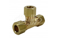 "Sloan ETF-259 3/8"" Tee Compression Fitting"