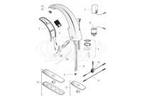 Sloan Optima i.q. EAF-100 Faucet Parts Breakdown