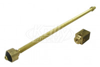 Zurn 66955-324-9 Operating Rod Assembly - up to 24""