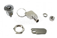 Bradley P15-467 Key & Lock Kit for Soap Dispensers