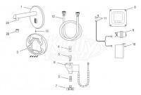 Sloan Optima ETF-800 Parts Breakdown