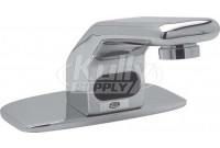 Zurn Z6912-CP4-TMV-1 AquaSense Battery Powered Faucet (Discontinued)