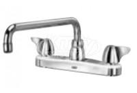 "Zurn Z871H3 AquaSpec 8"" Center Deck Mount Faucet"