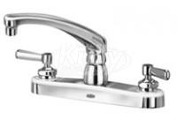 """Zurn Z871G1-XL AquaSpec 8"""" Center Sink Faucet"""
