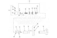 Zurn Z87300-CWO Single Metering Shower Valve Parts Breakdown