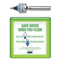 Manual Dual Flush