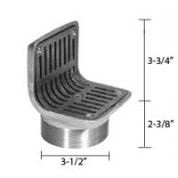 Additional Styles Floor Drain Strainers