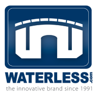 Waterless