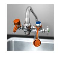 Faucet Mounted